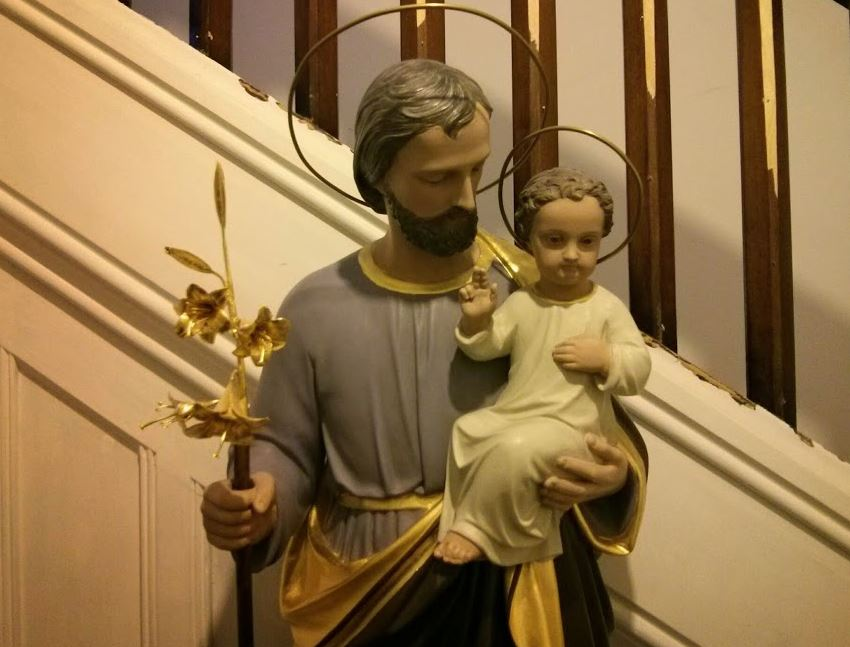 St Joseph – a role model for the young and a man for our times