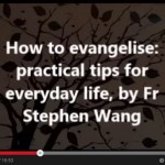 How to evangelise: practical tips for everyday life