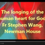 The longing of the human heart for God