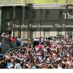 The Passion of Jesus, Trafalgar Square, London, Good Friday – 18 April