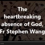 The heartbreaking absence of God