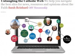 Great Catholic websites