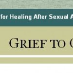 Grief to Grace, Healing the Wounds of Abuse – London retreat this November