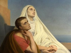 Celebrating the feasts of St Monica and St Augustine