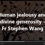 Human jealousy and divine generosity