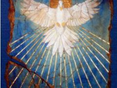 """""""Who teaches us to love? Only the Holy Spirit"""""""