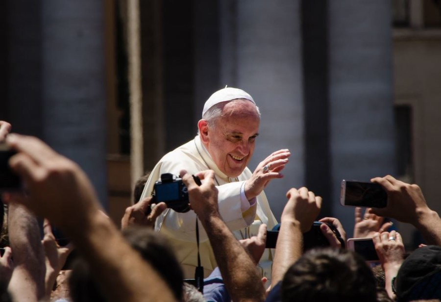 Francis's bold message to abortion survivors: come and be freed