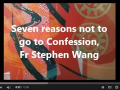 Seven reasons not to go to confession