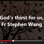 God's thirst for us