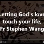 Letting God's love touch your life