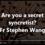 Are you a secret syncretist?